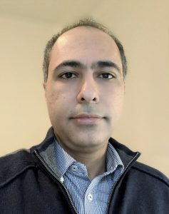 Headshot of Soroush Tazerji
