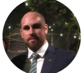 Headshot of Ben Milroy (LinkedIn profile picture)